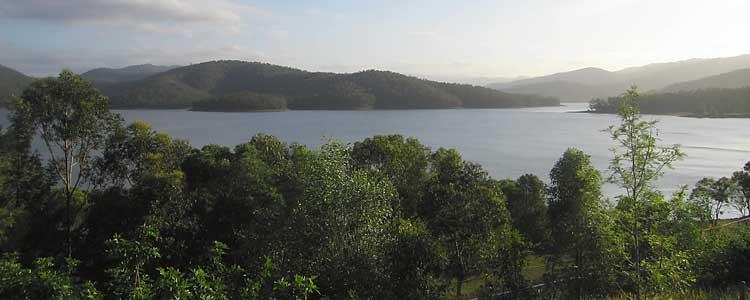 Hinze Dam Nerang