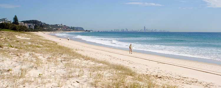 Bilinga Beach