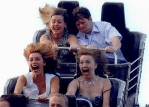 Rides that will make your face blur and your heart stop for a little while.